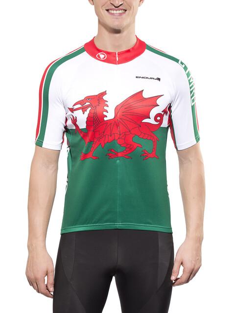 Endura Wales CoolMax trøje herrer hvid